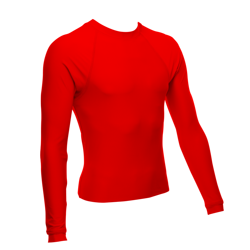 Unisex Long Sleeve Rash Guard Rash Guards Dry Shirts