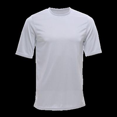 Unisex Short Sleeve Bamboo Dry Shirt, Grey