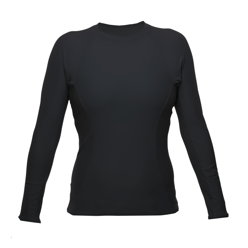 36fff336206df7 Women s Long Sleeve Rash Guard    Rash Guards