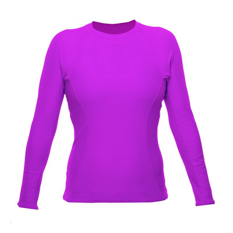 Rash Guard Shirts Womens